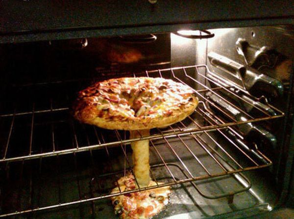 nuclear pizza
